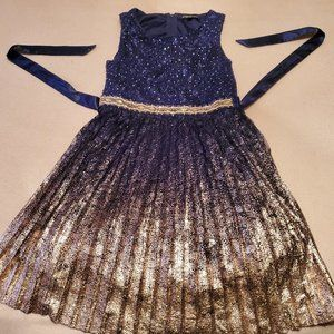 """My Michelle"" Starry Night Dress"